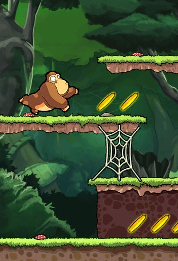 Banana Kong review – touchgen.net