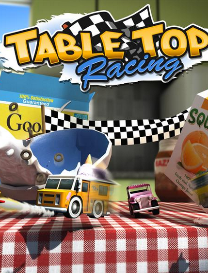 Table Top Racing review – touchgen.net