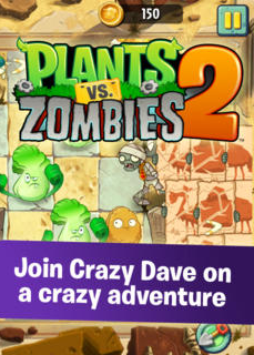 Plants vs. Zombies 2 review – touchgen.net