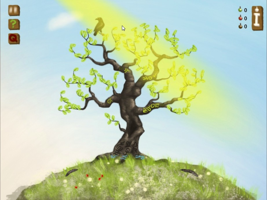 Dendron: a game about trees and tranquility