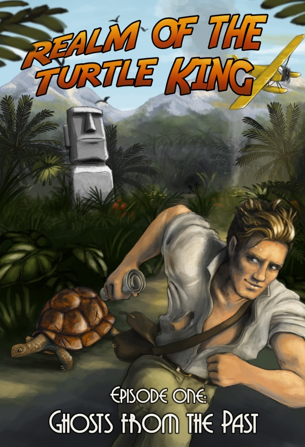 Realm of the Turtle King: a new adventure